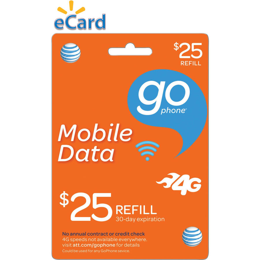 (Email Delivery) AT&T $25 Refill