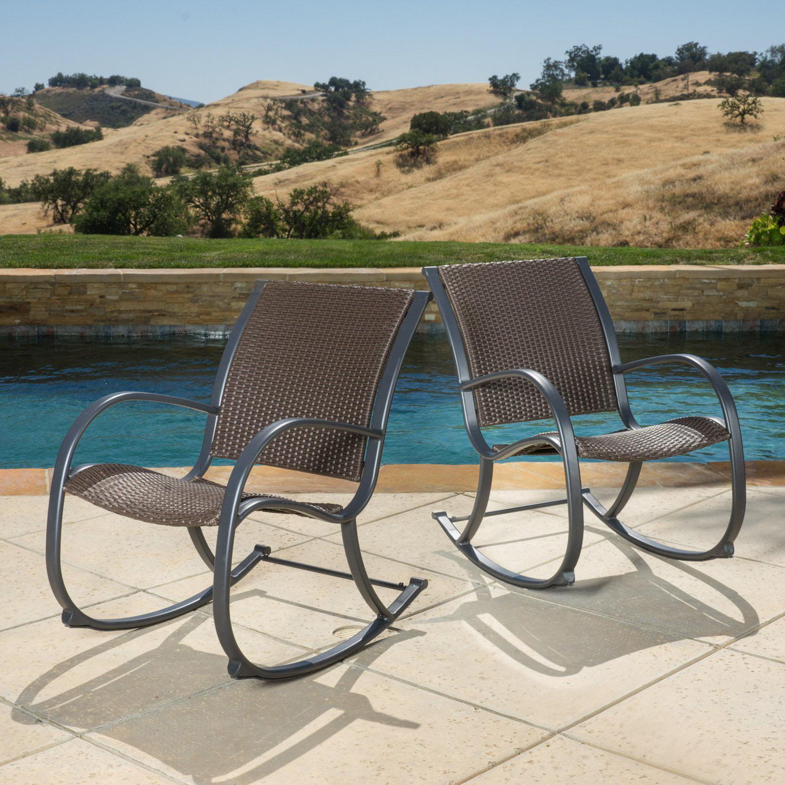 Gracies Rocking Chair Set