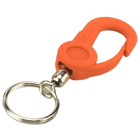 Scotty Snap Hook Key Chain,Orange SKU: 3010-OR with Elite Tactical Cloth