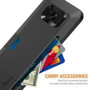 cheap for discount 5da8d 3829f Trianium Galaxy s8 Plus Wallet Case - Dual Layer Premium Cushion ...