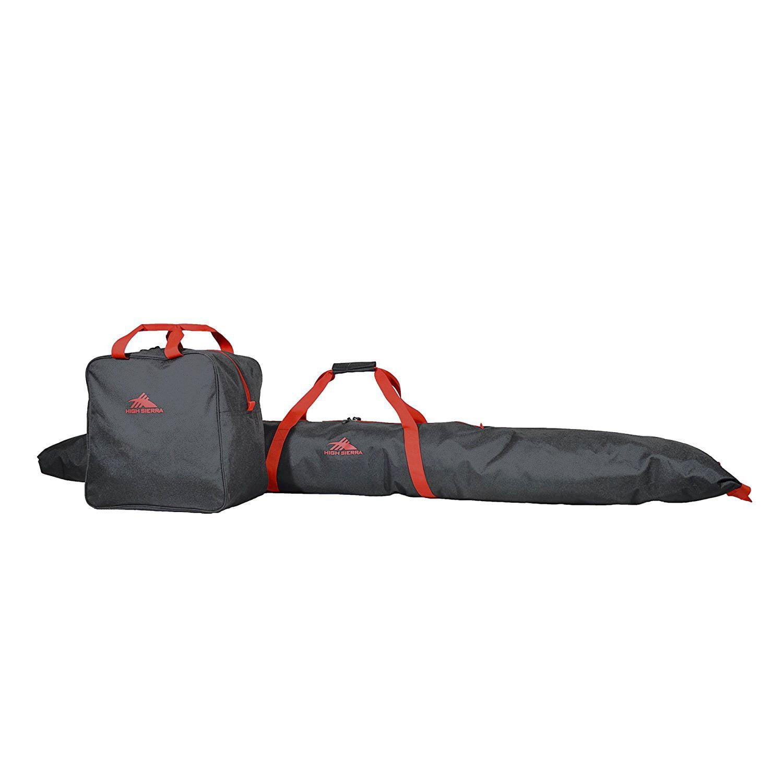 High Sierra Ski Bag And Boot Bag Box Set by High Sierra