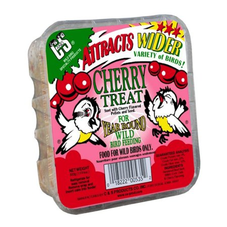 Suet Treat - C&S Cherry Treat Suet
