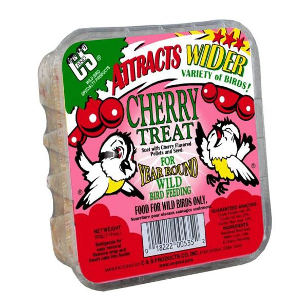 C&S Cherry Treat Suet