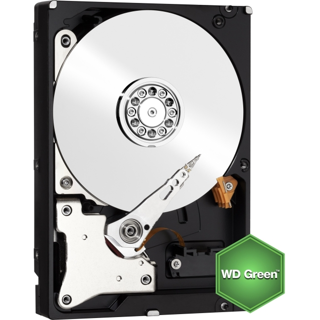 Western Digital WD20NPVX WD Green WD20NPVX 2 TB 2.5 Internal Hard Drive SATA 8 MB Buffer by Western Digital