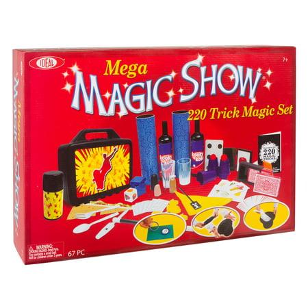 Magic Kits For Kids (Ideal Mega Magic Show Kit)
