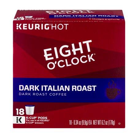 099555084085 upc eight o 39 clock dark italian roast coffee for 1901 s meyers oakbrook terrace il