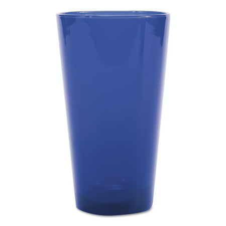 Libbey Cobalt Blue Cooler Glasses, 17.25 oz, Blue