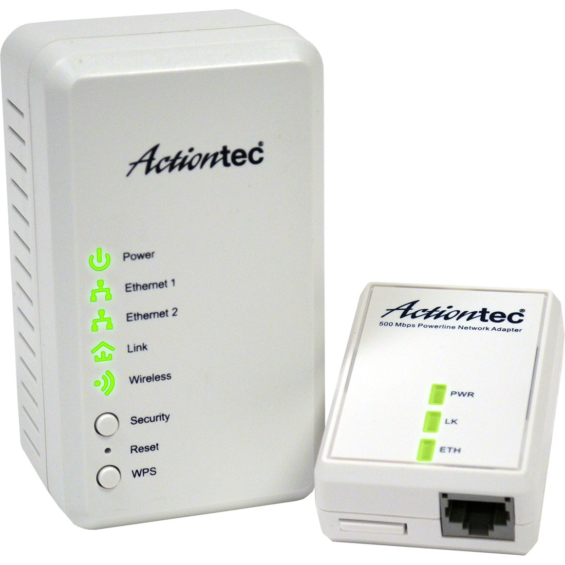 Actiontec Wireless Network Extender + Powerline Network A...