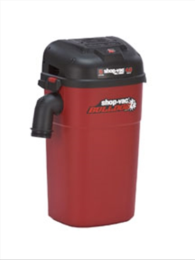 BullDog 4.5 HP Wet Dry Vacuum with 5 Gallon Plastic Tank Shop-Vac 3942100 SPV by Shop-Vac