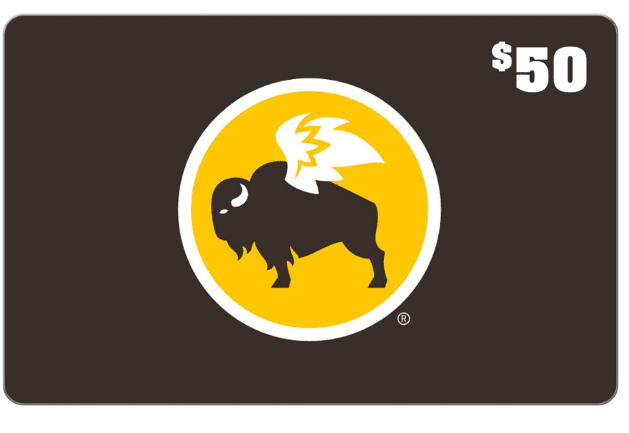 Buffalo Wild Wings 50 Gift Card Email Delivery Walmart Com Walmart Com