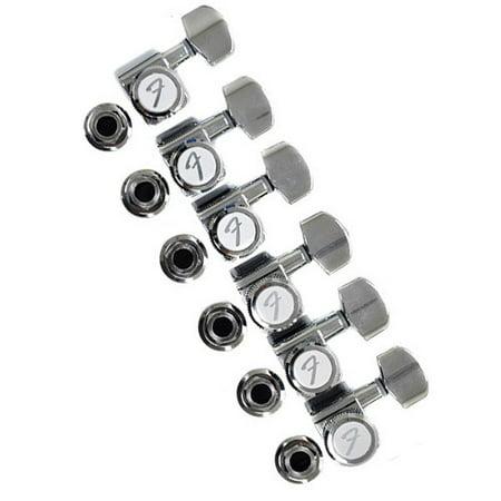 Fender Locking Tuners Chrome (Fender Schaller Tuners)