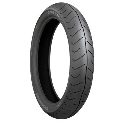 130/70R-18 (63H) Bridgestone G709 Exedra Touring Front Motorcycle Tire for Victory V106 Cross Country Tour (Best Cross Country Motorcycle)