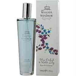 Woods Of Windsor Blue Orchid & Water Lily By Woods Of Windsor Edt Spray 3.4 (Blue Water Lily)