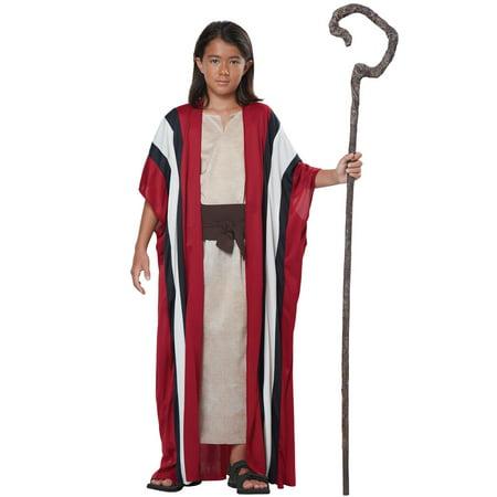 Shepherd/Moses Child Costume - Shepherd Costumes