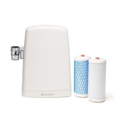 Countertop Water Filter - White - Walmart.com