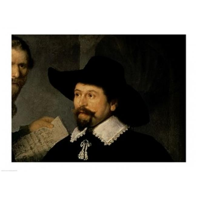 Posterazzi Balbal251539large The Anatomy Lesson Of Dr Nicolaes Tulp