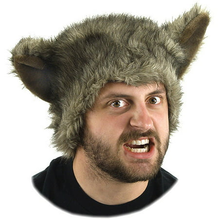 Werewolf Hat Adult Halloween Accessory - Werewolf Hat
