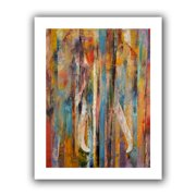 ArtWall 'Elephant' by Michael Creese Painting Print on Canvas