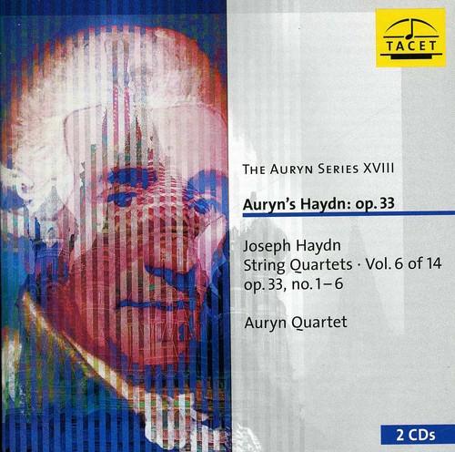 J. Haydn - Haydn: String Quartets, Op. 33 [CD]