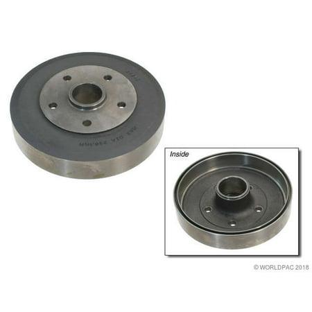 Brembo W0133-1616958 Brake Drum for Ford / Mazda (Brembo Rear Brake Drum)