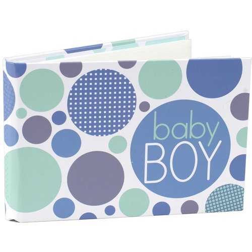 Malden Baby Boy Brag Book Album