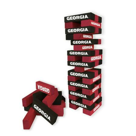 Georgia Bulldogs Table (Table Top Stackers College Georgia)