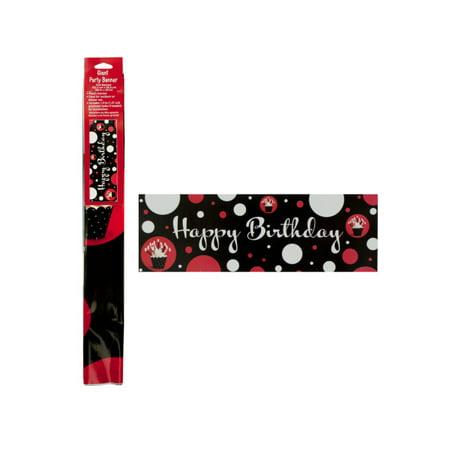 Bulk buys Giant Cupcake Happy Birthday Party - Bulls Birthday Party