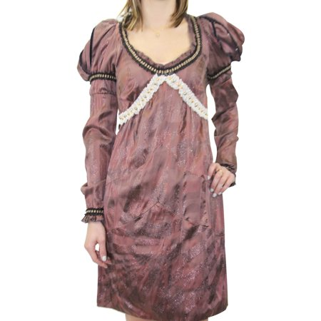 CUSTO BARCELONA Women's Renaissance Isabella Silk Dress RT594042 - Rennaissance Dresses