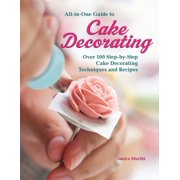 All-in-One Guide to Cake Decorating - eBook