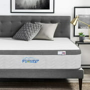 Famistar 11 inch Memory Foam Innerspring Hybrid Mattress in a Box, Breathable Bed Mattress with CertiPUR-US Certified Foam for Sleep Supportive & Pressure Relief, 10 Year Warranty