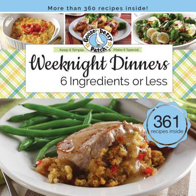 Weeknight Dinners 6 Ingredients or Less](Quick And Easy Halloween Dinner)