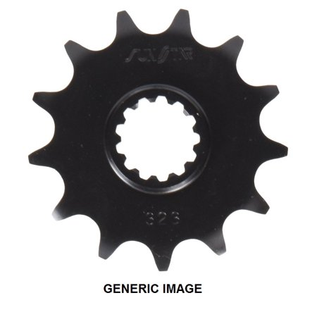 SUNSTAR Front Steel Sprocket 13T for OFFROAD SUZUKI DRZ400 E 2000-2007