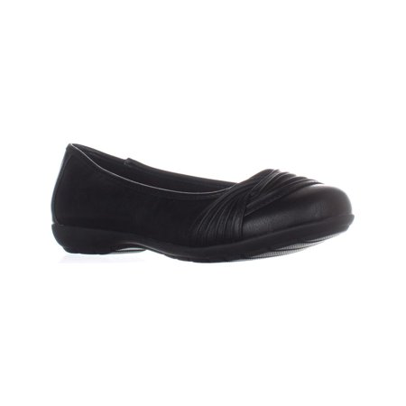 White Moutain Sable Slip On Flats, Black - image 6 of 6