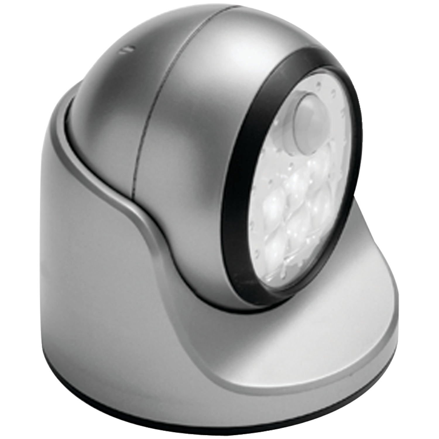 6-led Wireless Porch Light (silver) by FPI