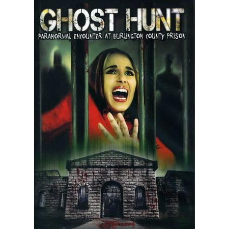Ghost Hunt: Paranormal Encounter at Burlington County Prison (DVD)