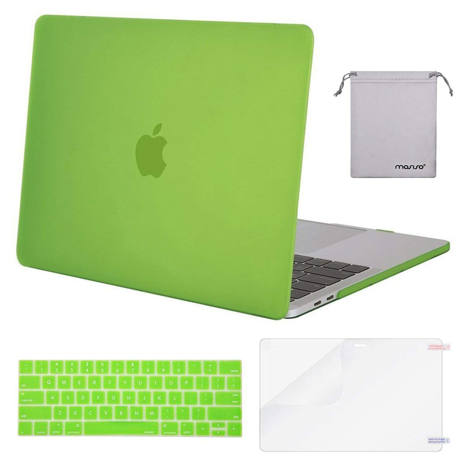 Royal Blue Plastic Hard Shell /& Keyboard Cover /& Screen Protector /& Storage Bag Compatible Newest MacBook Pro 13 Inch MOSISO MacBook Pro 13 Case 2019 2018 2017 2016 Release A1989 A1706 A1708