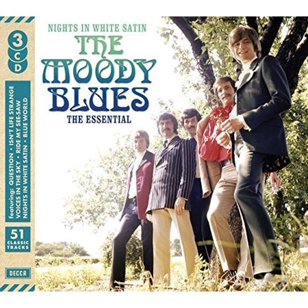 Blues Jazz Amps - Nights In White Satin: Essential Moody Blues (CD)