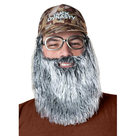 Adult Male Duck Dynasty Uncle Si Costume Kit by Incharacter Costumes LLC - Duck Dynasty Halloween Costume Uncle Si