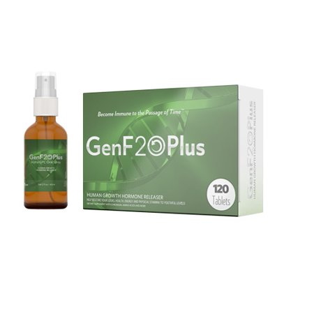 GenF20 Plus Combo: 120 Tablets and (1 oz) Oral Spray ()