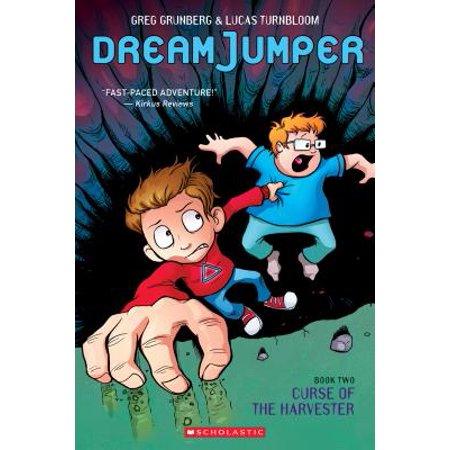 Curse of the Harvester (Dream Jumper, Book 2) for $<!---->