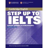Cambridge Books for Cambridge Exams: Step Up to Ielts Teacher's Book (Paperback)
