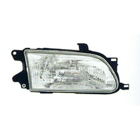 TO2503111 Right Headlamp Assembly Composite for 95-96 Toyota