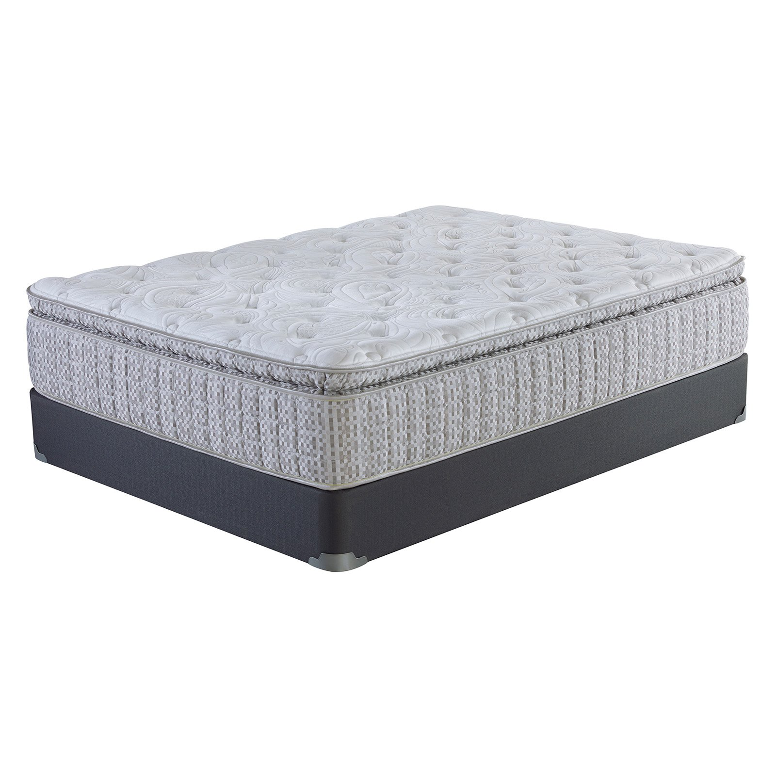 Homestead Select 14.5 in. Pillow Top Adjustable Base Compatible Mattress with Advanced Performance Memory Foam and Pocket Springs
