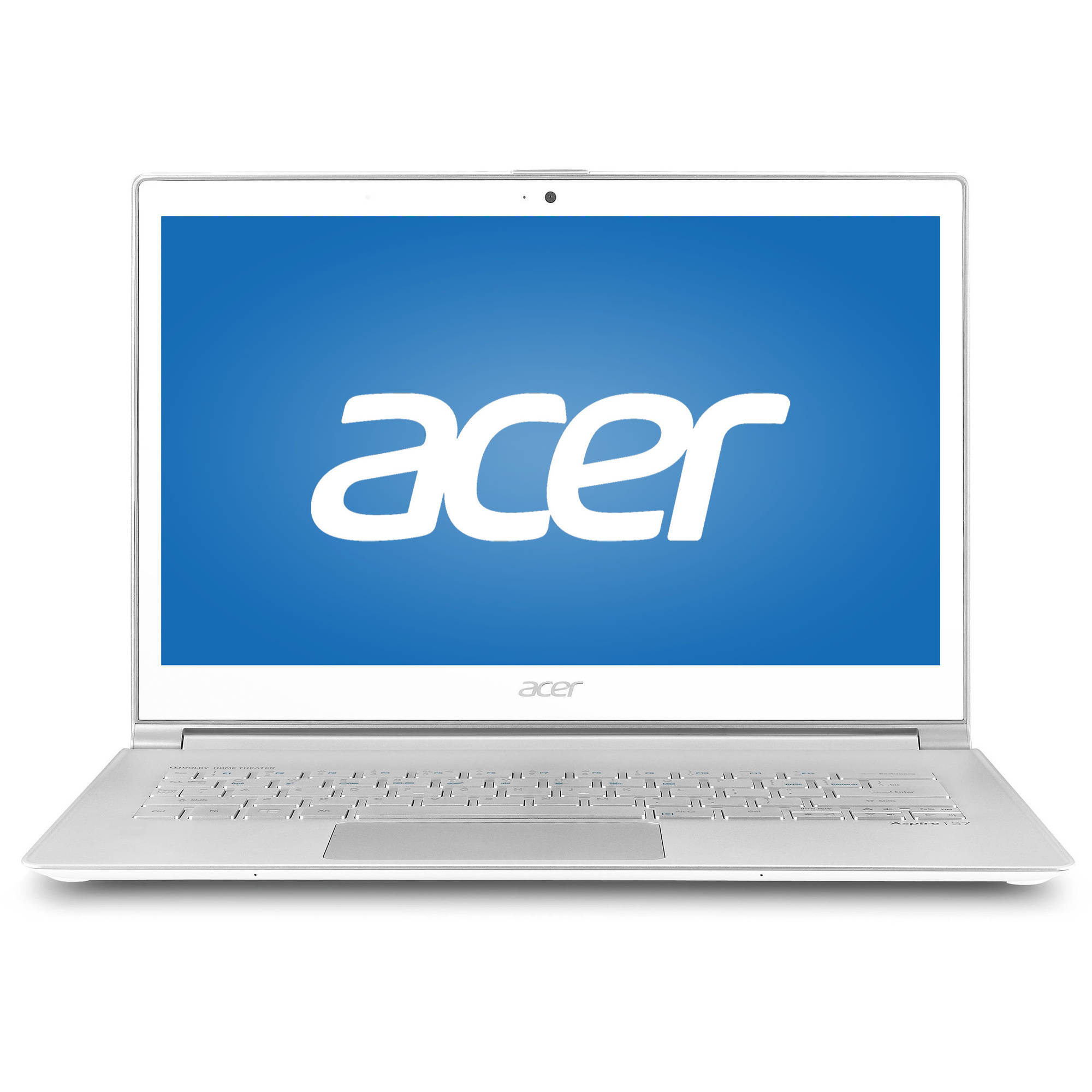 "Manufacturer Refurbished Acer Ultrabook Aspire S7-392-54208G12tws 13.3"" Laptop, Touchscreen, Windows 8, Intel Core i5-4200U Processor, 8GB RAM, 128GB Solid State Drive"