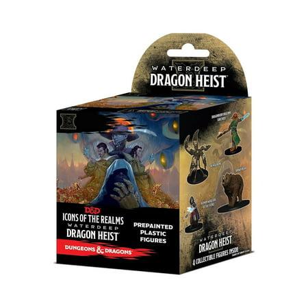 Wizkids D&D Icons of the Realms: Waterdeep Dragon Heist