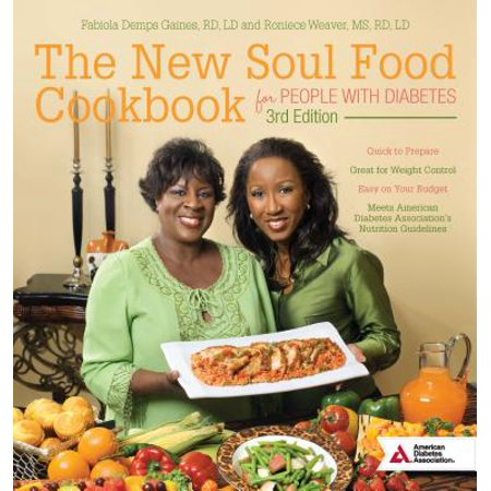 The New Soul Food Cookbook for People with Diabetes, 3rd