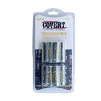 AA NiMH 2300 Rechargeable Batteries 12 Pack