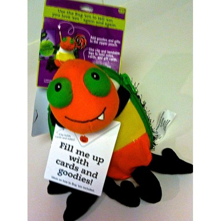 Halloween Love 'Em BUG 'em, holds candy for bithday party of halloween By Hallmark](Halloween Bug Food)