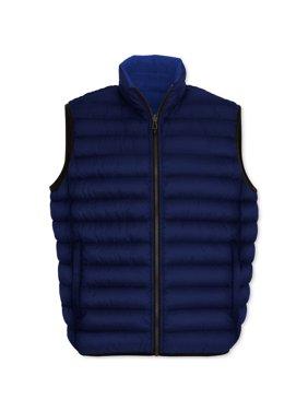 Hawke & Co. Mens Reversible Puffer Vest
