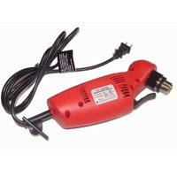"""3/8"""" Electric Close Quarter Right Angle Drill Ul Power Tool Tight Spot"""